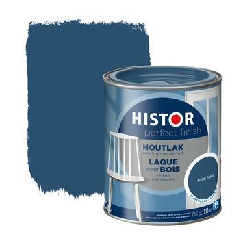Histor Perfect Finish houtlak blue tang zijdeglans 750 ml