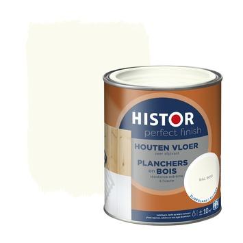 Histor Perfect Finish houten vloer RAL 9010 zijdeglans 750 ml