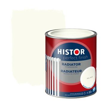Histor Perfect Finish radiator RAL 9010 zijdeglans 750 ml