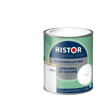 Histor Perfect Finish keukenkastjes 7000 wit mat 750 ml