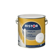 Histor Perfect Finish traplak anti-slip 7000 wit zijdeglans 2,5 liter