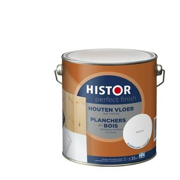 Histor Perfect Finish houten vloer 7000 wit zijdeglans 2,5 liter