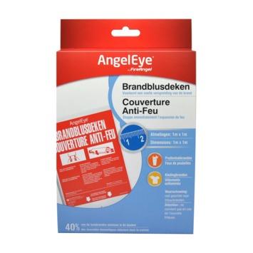 AngelEye Brandblusdeken FB100-AE-BNLR 100 cm x 100 cm
