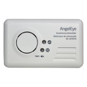 AngelEye Koolmonoxidemelder (CO) CO-AE-9B-BNLR  7 Jaar Batterij
