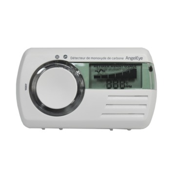 AngelEye Digitale Koolmonoxidemelder Inclusief 7 Jaar Batterij
