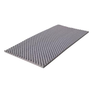 GAMMA geluisdabsorberende plaat zwart 100x50cm 30mm 2 stuks