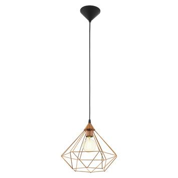 EGLO hanglamp Tarbes E27 60 W koper