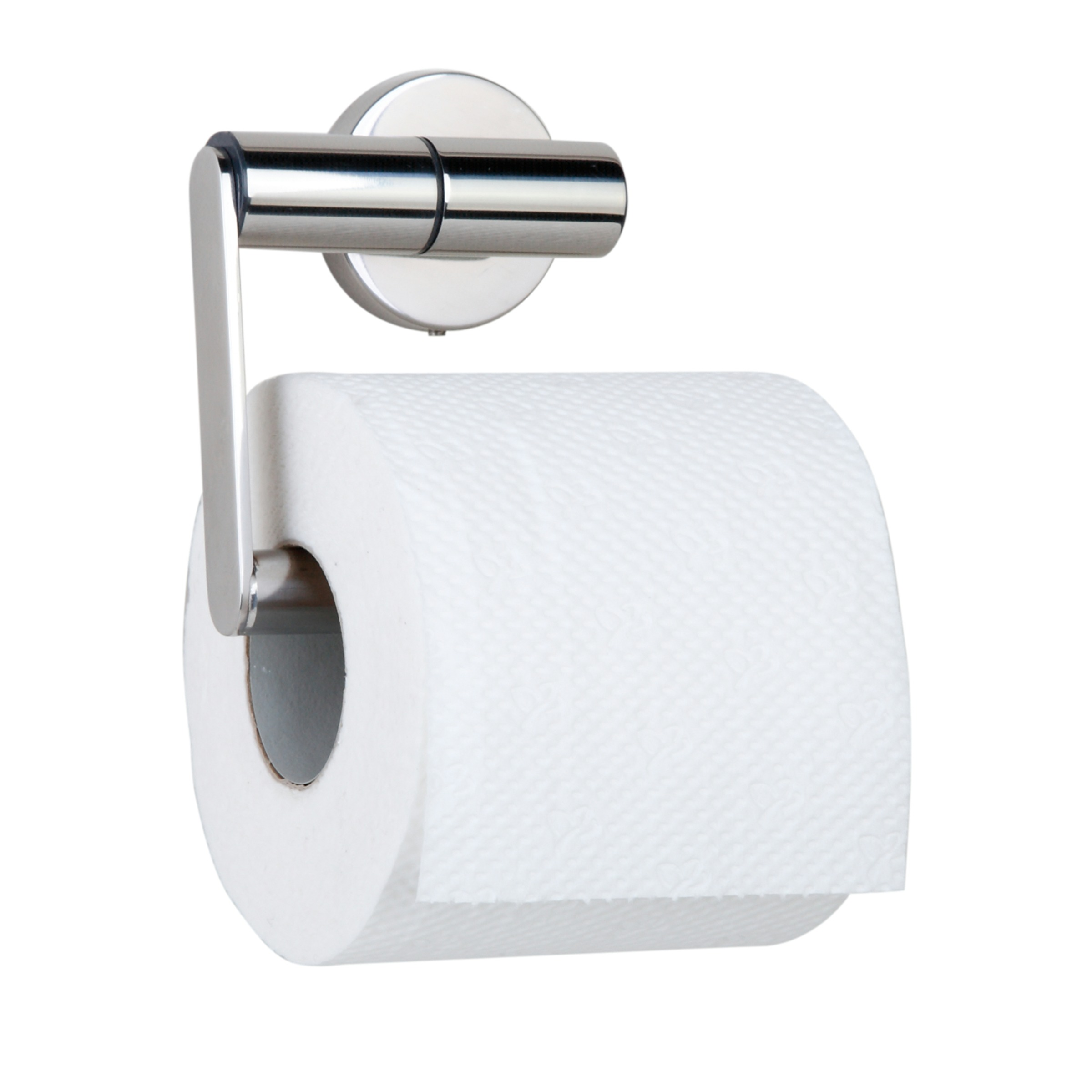 Tiger boston toiletrolhouder rvs glans