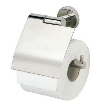 GAMMA | Tiger Boston toiletrolhouder met klep glans RVS kopen ...