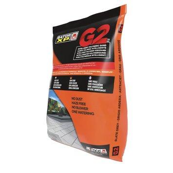 Gator Sand XP G2 voegzand hard antraciet 20kg.