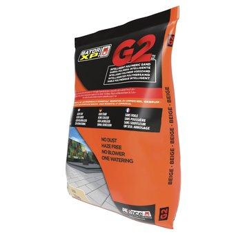 Gator Sand XP G2 voegzand hard beige 20kg.