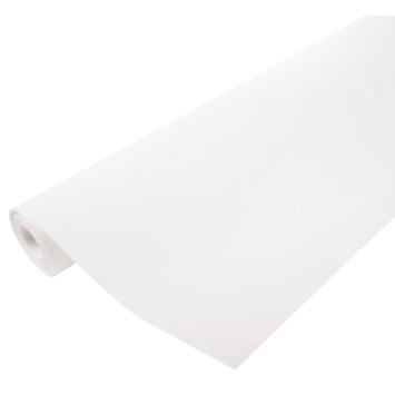 Renovatievlies overschilderbaar uni wit 7600 180gr - 25m