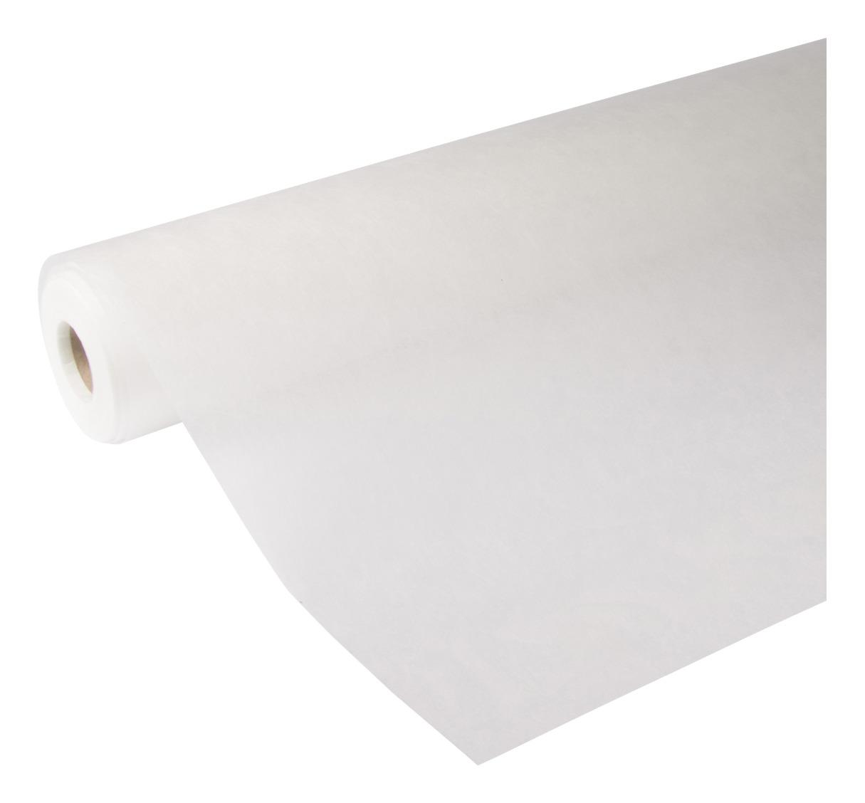 Glasweefselbehang ruit voorgeschilderd wit 25 meter (dessin GW403-25)