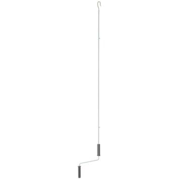 Slingerstang punthaak 160 cm