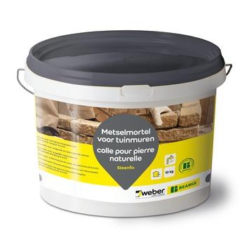 Weber Beamix metselmortel voor tuinmuren 10kg