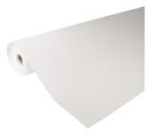 Glasvliesbehang voorgeschilderd uni wit GV057-25 190gr - 25m
