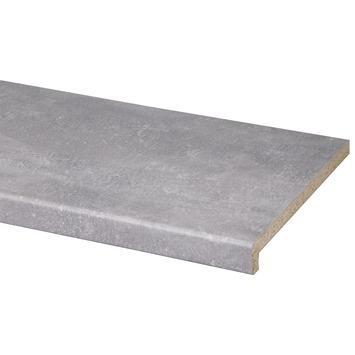 CanDo vensterbank spaanplaat beton grijs 302x29 cm