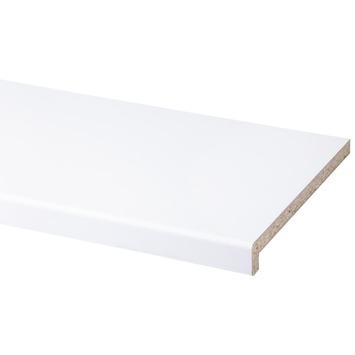 CanDo vensterbank spaanplaat sneeuw wit 302x29 cm