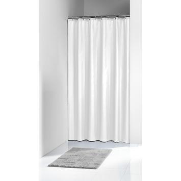 Sealskin Douchegordijn Granada Wit PVC 180x200 cm