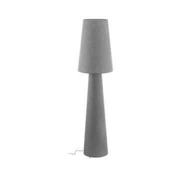 Eglo Carpara Vloerlamp Grijs 143cm