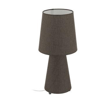 Eglo Carpara Tafellamp Bruin 47cm