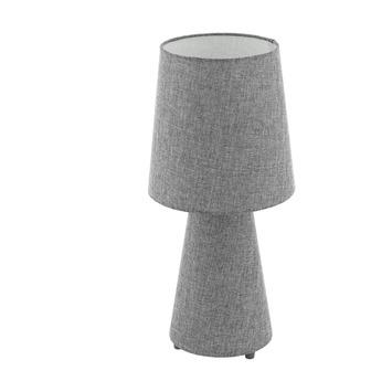 Eglo Carpara Tafellamp Grijs 47cm