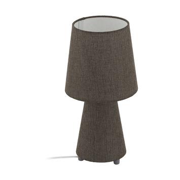 Eglo Carpara Tafellamp Bruin 34cm