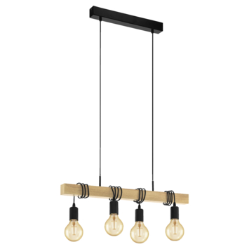 Eglo Townshend Plafondlamp