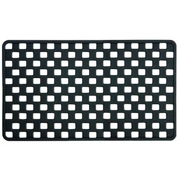 Antislipmat Doby zwart 75x38 cm