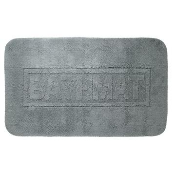Sealskin Badmat Bathmat Antraciet 100x60 cm