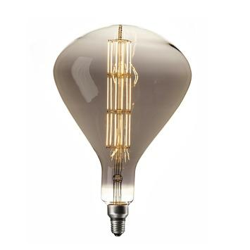 Calex XXL Sydney LED lamp 240V 8W 200lm E27 R250, titanium 2200K dimbaar