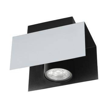 EGLO opbouwspot Viserba aluminium 1-licht