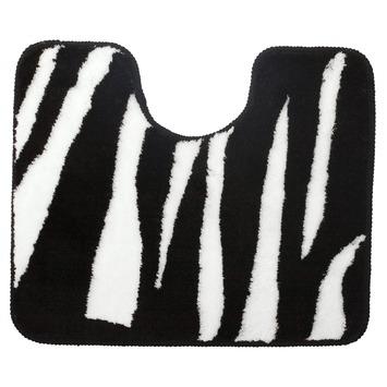 Sealskin WC mat Safari Zwart 60x50 cm