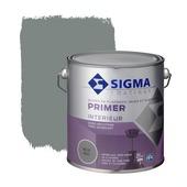 Sigma muren en plafonds primer grijs 2,5 liter