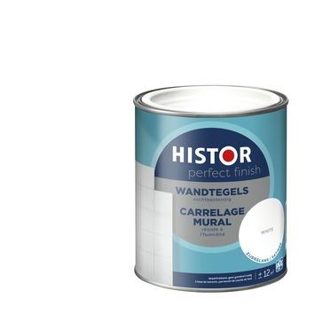 Histor Perfect Finish wandtegels 7000 wit zijdeglans 750 ml