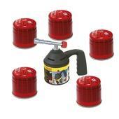 Rothenberger Soldeerbrander 5x C200 gas