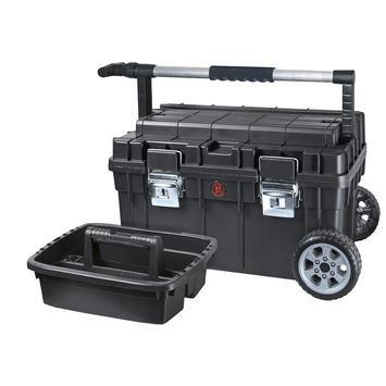 Erro Gereedschapskoffer 28 inch incl. inzet en wielen