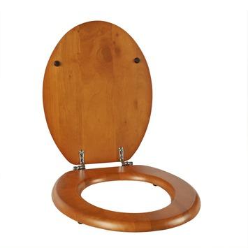 gamma plieger wc bril classic kersen hout kopen wc