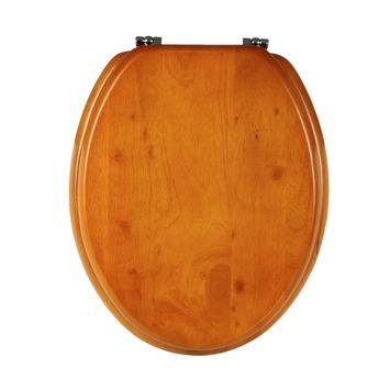 Plieger WC bril Classic Kersen Hout