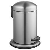 Brabantia Rechthoekige Pedaalemmer 25 Liter.Gamma Prullenbakken Pedaalemmers Kopen