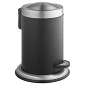 Atlantic Pedaalemmer 3 Liter Zwart