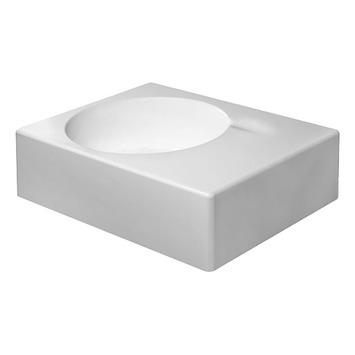 Duravit Wastafel Scola Rechts 61.4x45.9x22.4 cm