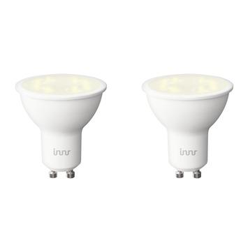 Innr LED lamp GU10 2-pack instelbaar wit