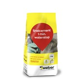 Weber repair snelcement waterstop 1 kg