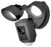 Ring Floodlight Cam - Zwart