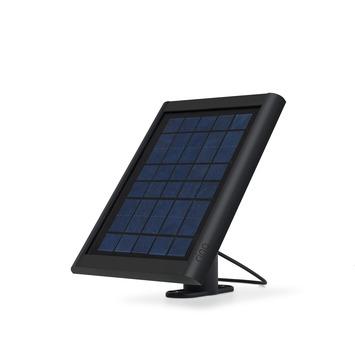 Ring Solar Panel Zwart (voor Spotlight Cam Batterij)