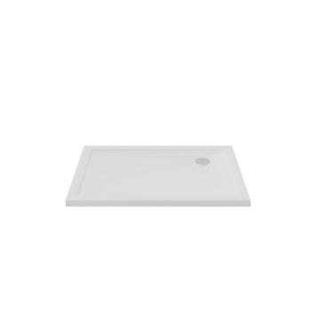 Bruynzeel Douchebak Inbouw Acryl 100x80 cm