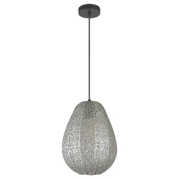 Hanglamp Aisha klein zilver