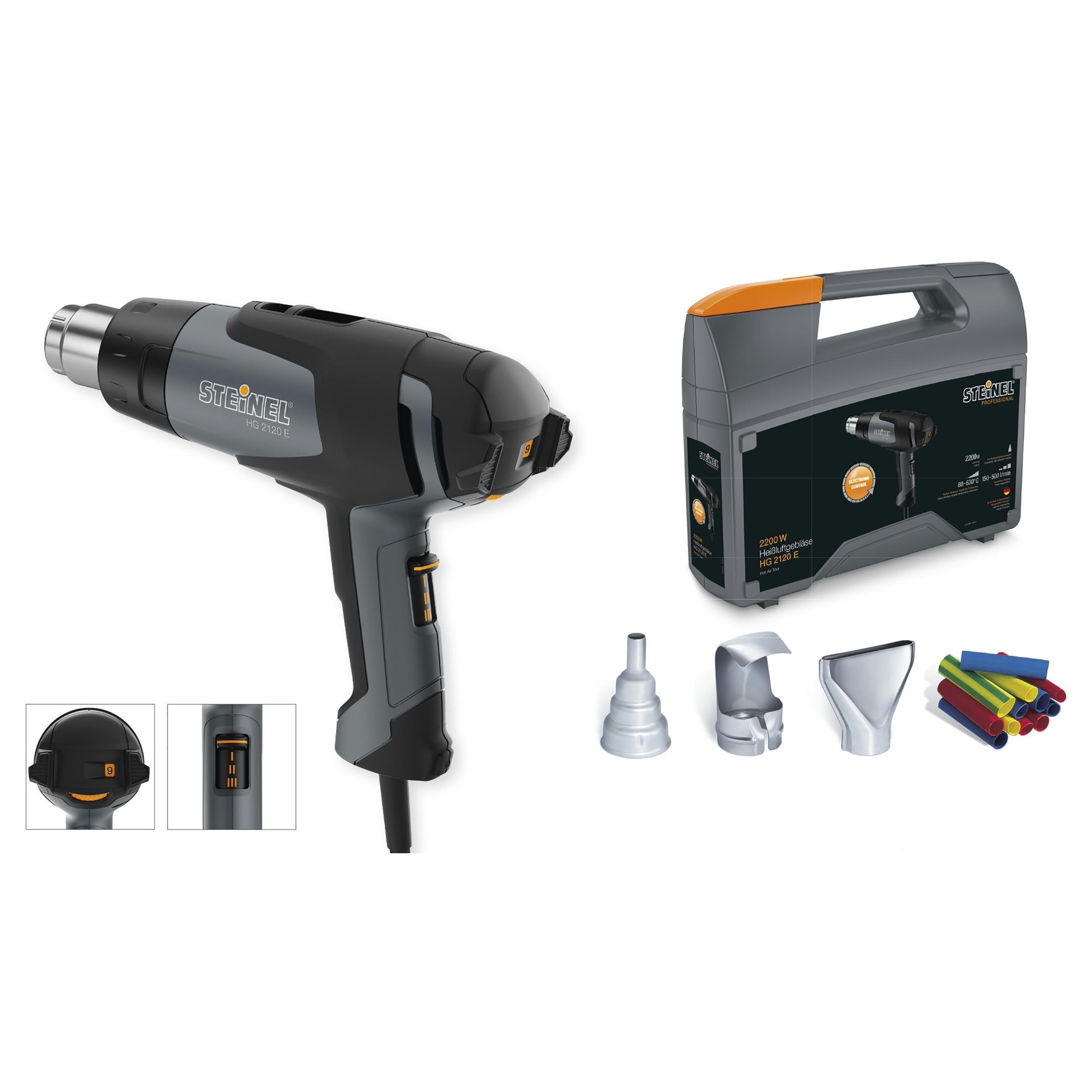 Steinel Professional HG 2120 E Heteluchtpistool 006464