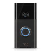RING Video Doorbell 1  Donkerbrons